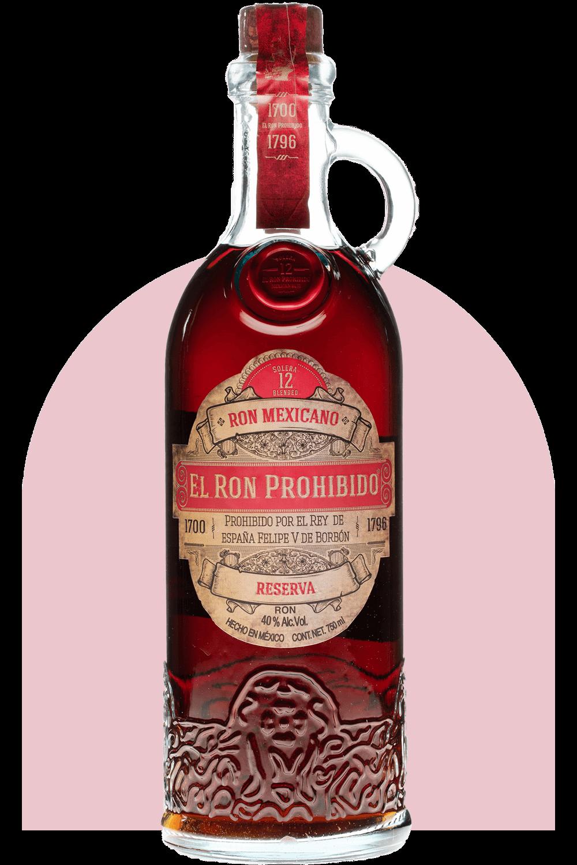 Ron Prohibido 12YO - Pink