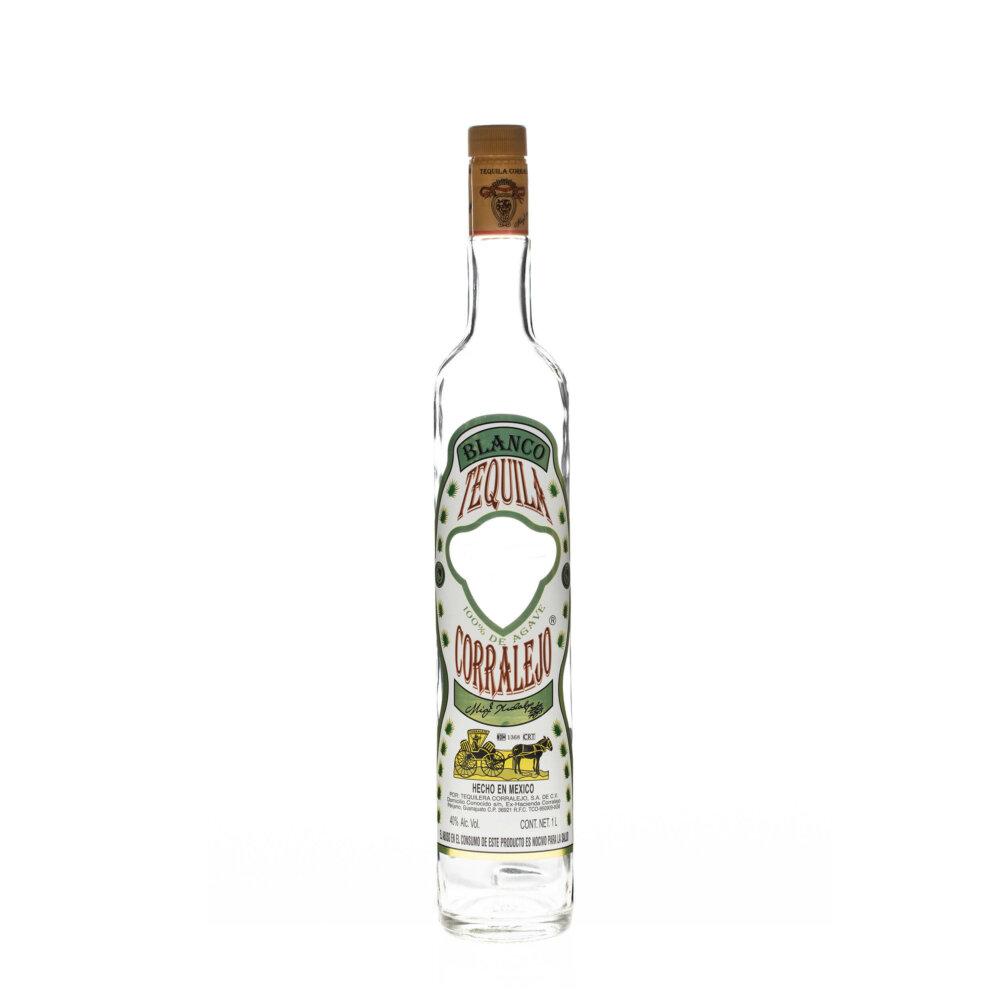 Corralejo Tequila Blanco 1 Litre Front