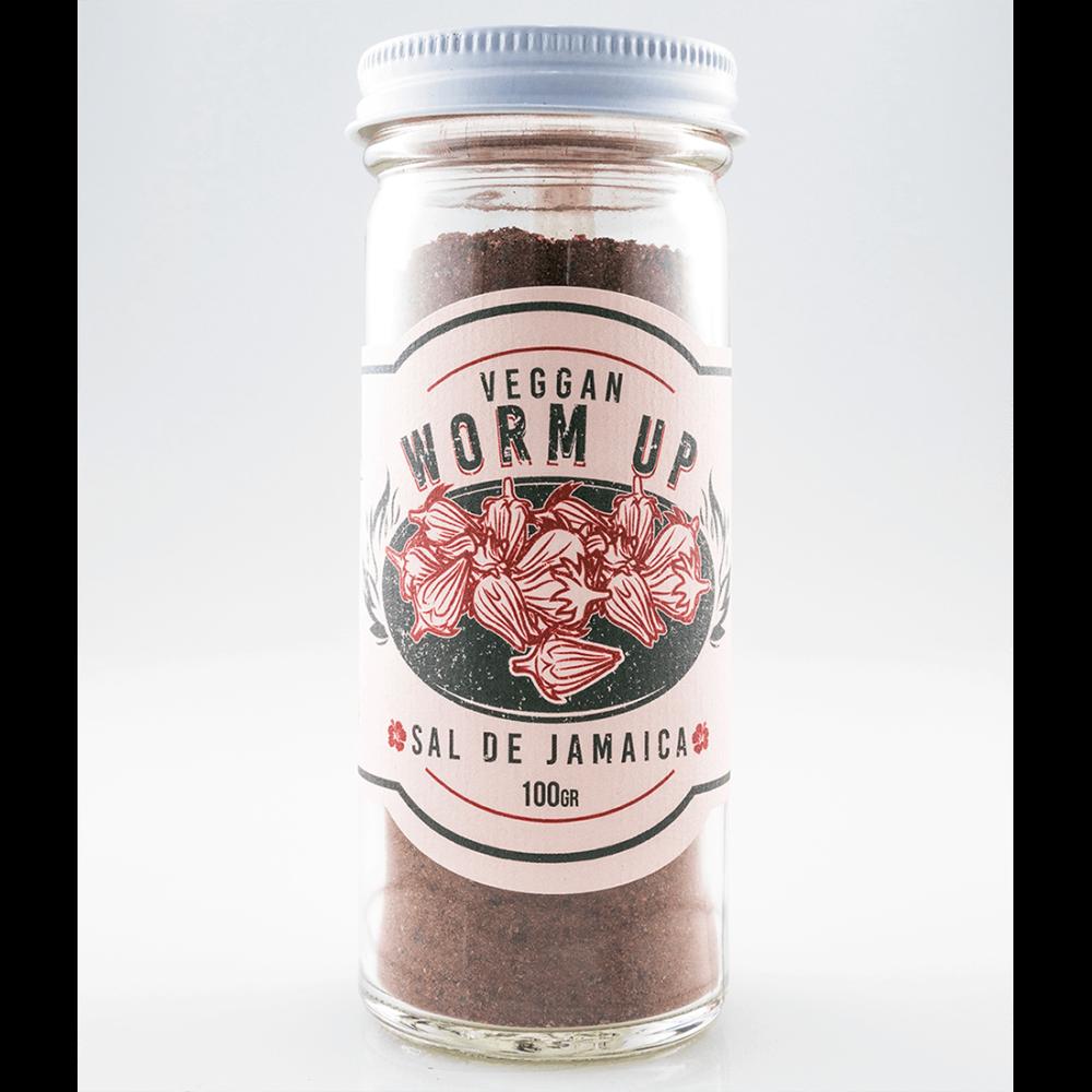 Worm Up Vegan Hibiscus Chipotle Salt
