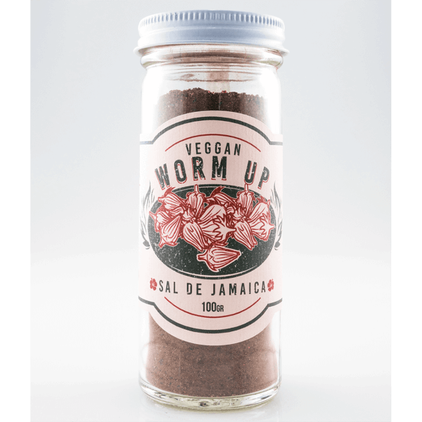 Worm Up Vegan Hibiscus Chipotle Salt