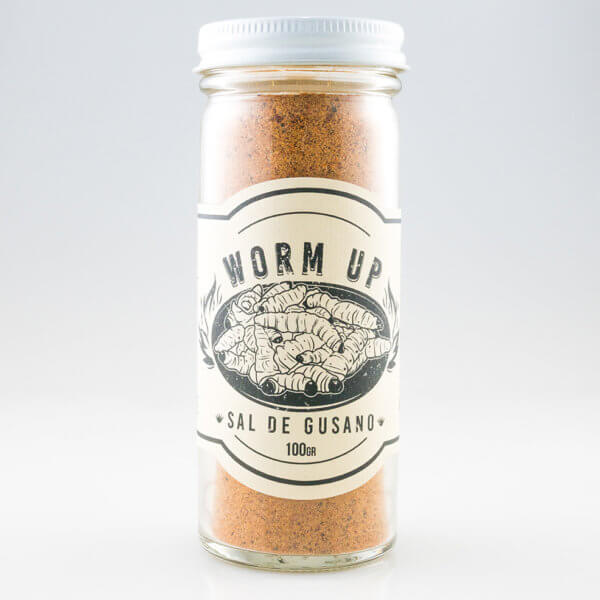 Worm Up Worm Chilli Salt